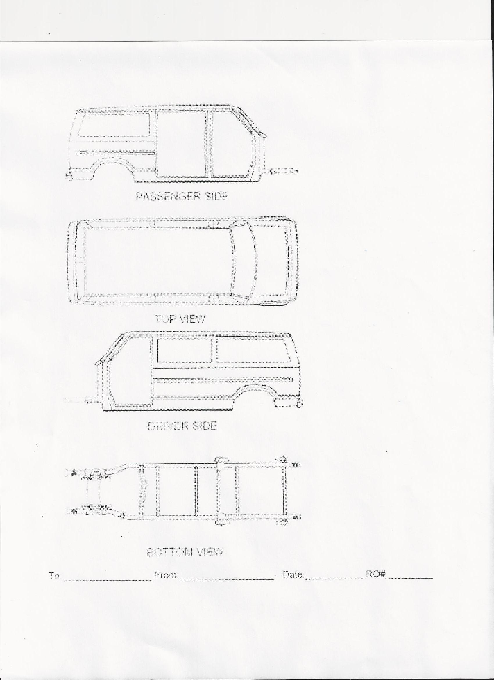 Vehicle Forms - AR1 Auto Wrecking and Sales - Yakima, WA